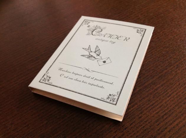 セリアクラフト付箋の台紙