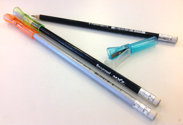 ブルーネンの3in1鉛筆