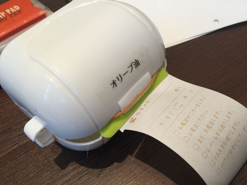 【使わなくなったレジロール紙】工作部隊から最高のディスペンサー作品が!