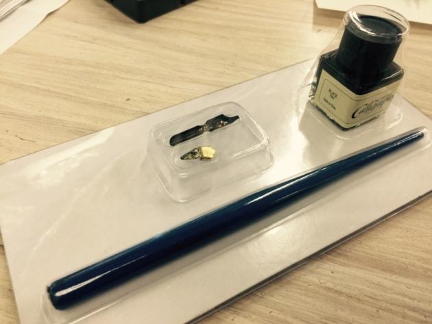 アシェットつけペン