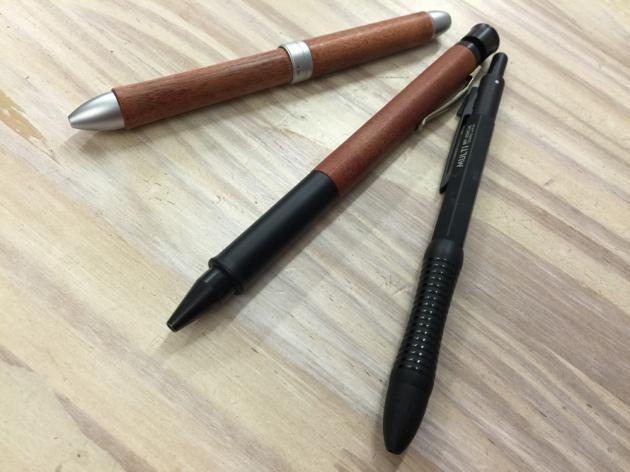 楠田さんの多機能ボールペン