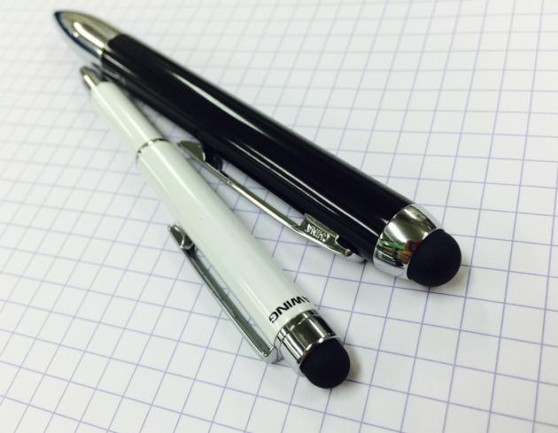 ゼブラのスタイラスペン