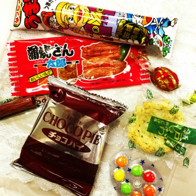 遠足のお菓子