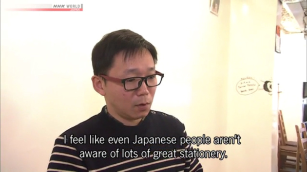日本の便利な文具を世界に
