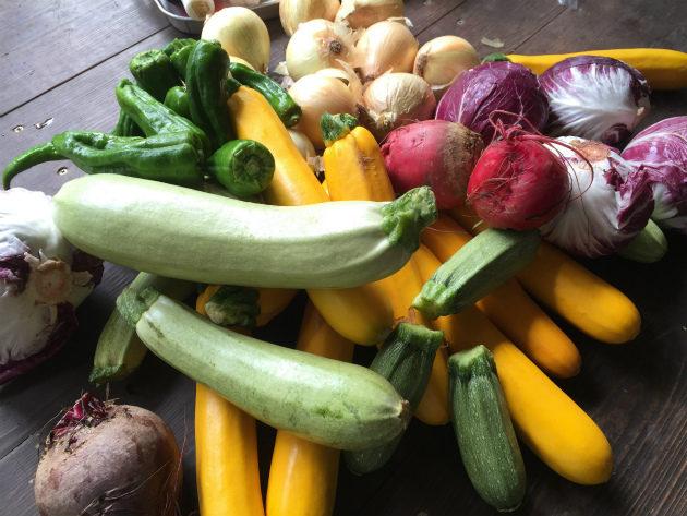 美しすぎる農業フォトグラファー、中島さんの野菜