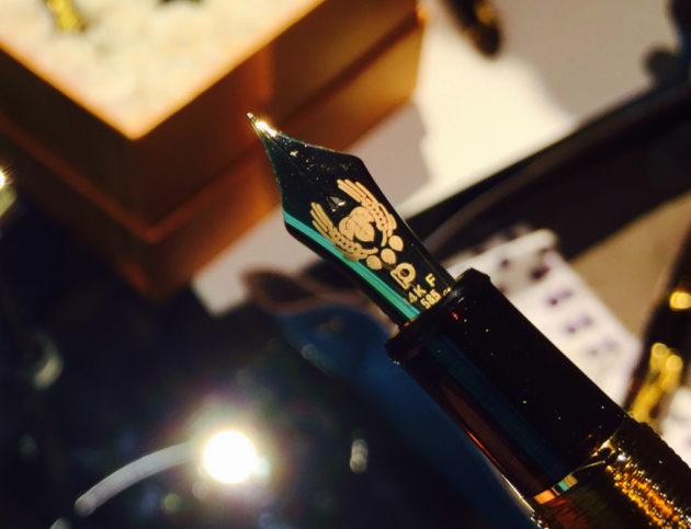 レコルトのペン先にも、、、