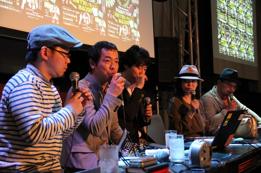 【第8回文具祭り】2014/3/13(木)写真&映像レポート