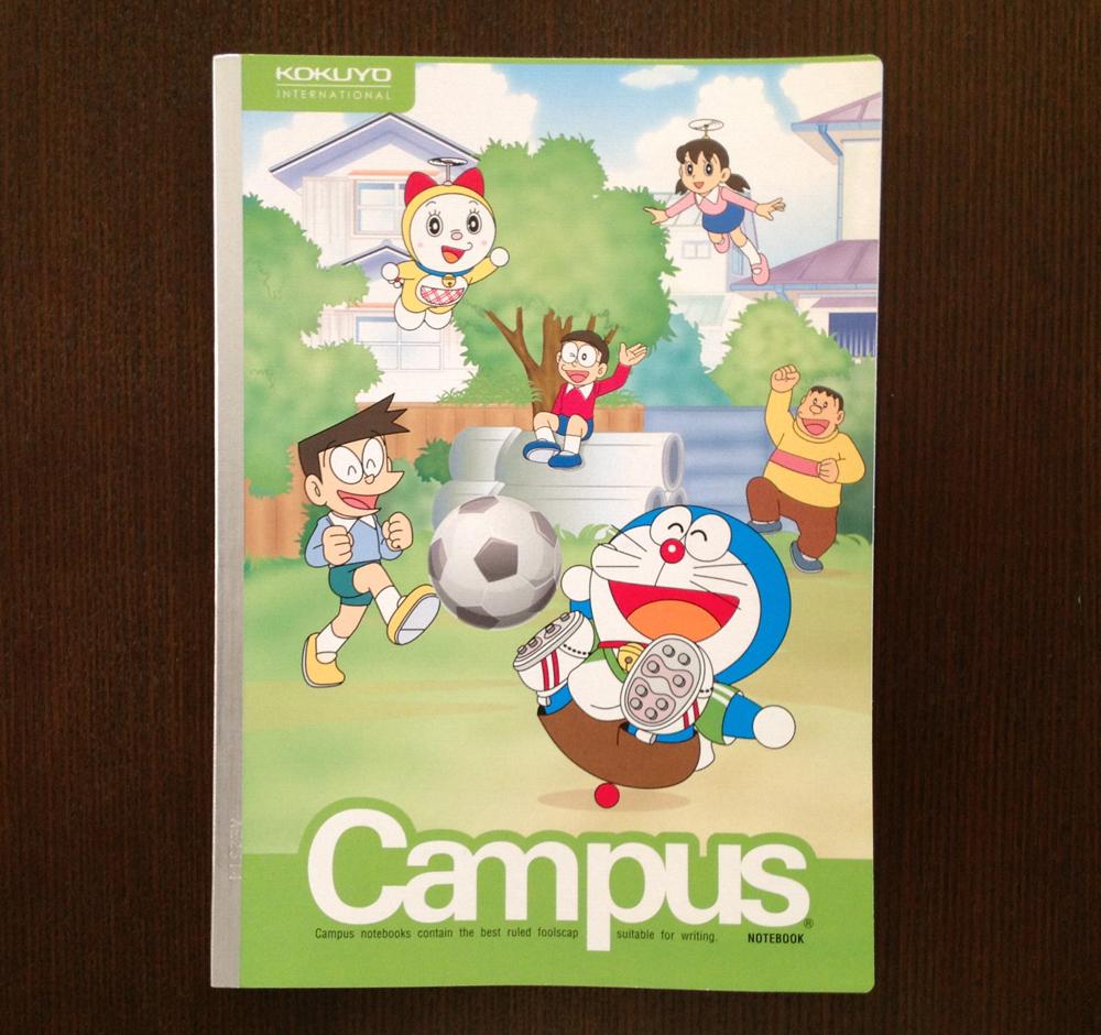 【コクヨ/日本ではありえないノート】キャンパスノートが39周年でサンキュー企画もろもろ