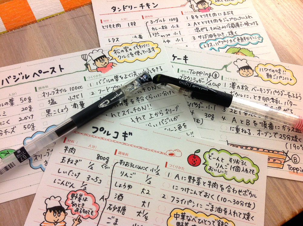 【三菱鉛筆/ユニボールシグノシリーズ】あの人気イラストレーターが愛用する顔料インクボールペン!
