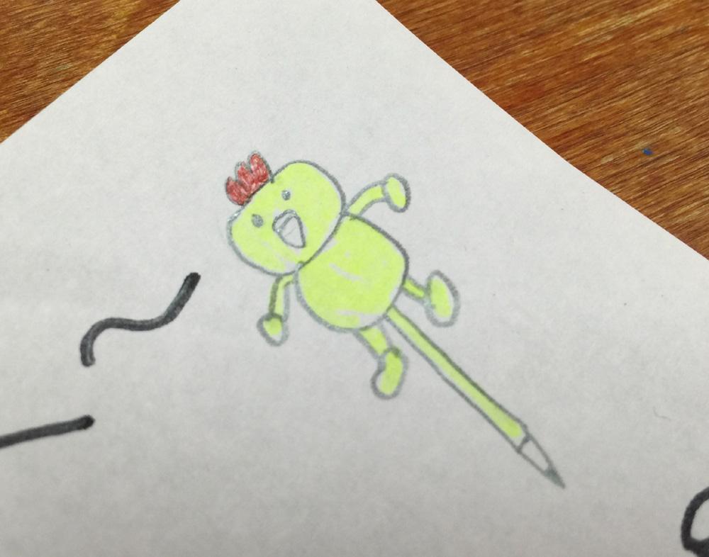 【あなたの筆箱見せてください/小学生のネタ文具】オモロー!な文具がざっくざく。(・∀・)