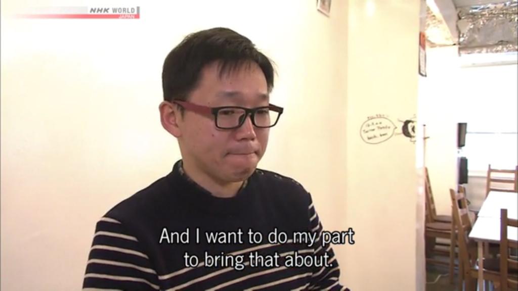 【NHKワールド/TOKYO EYE 2020/Stationery Wonderland!】文具朝活会が取材されました。