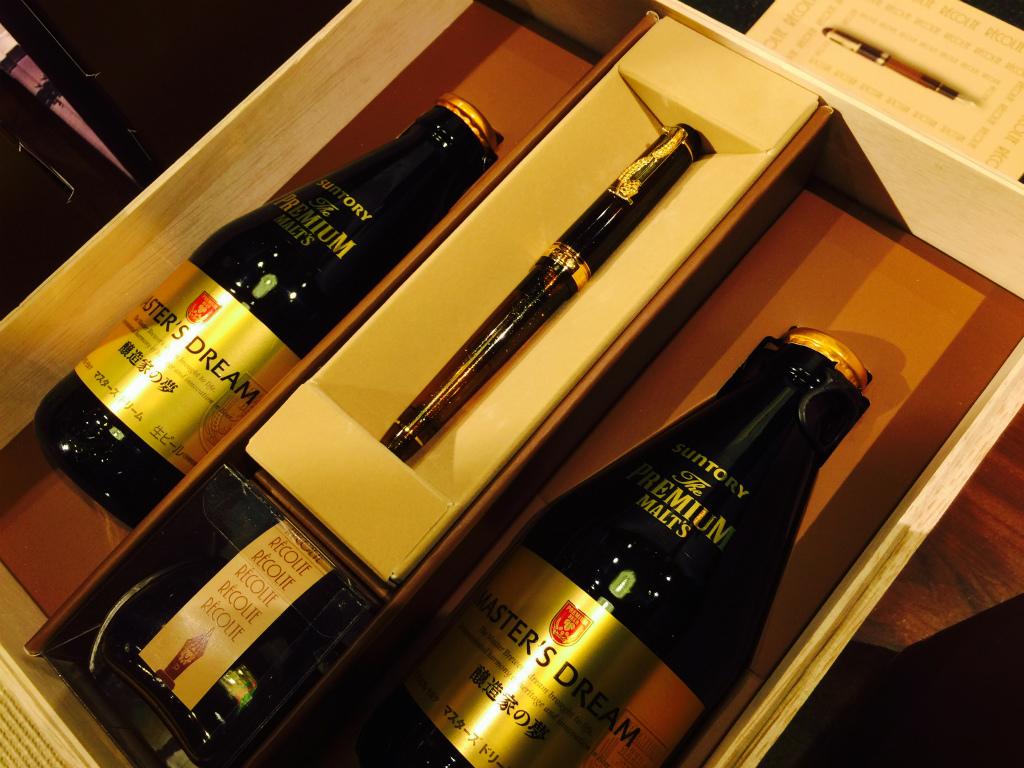 【プラチナ万年筆/récolte(レコルト)】三越伊勢丹とサントリーのコラボ万年筆は堤信子さんのプロデュースが光る逸品。