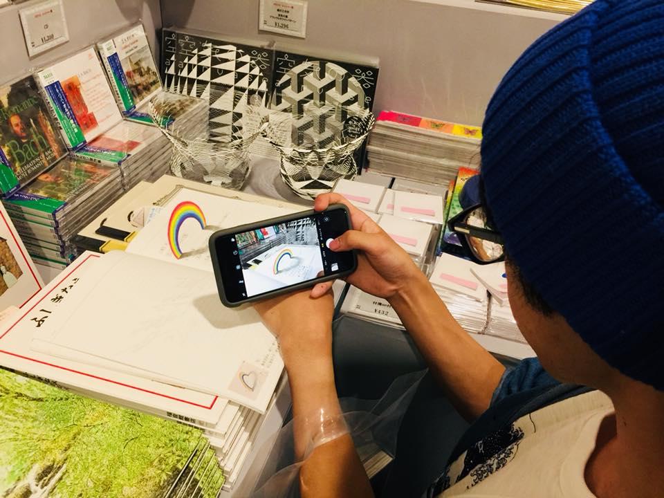 【ミラクルエッシャー展】文具ファンは紙とインクの乗りを凝視せよ!